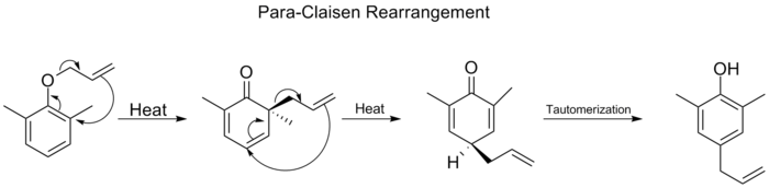 Sigmatropic Reaction Wikipedia