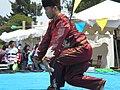 Parangal Dance Co. performing Langka Kuntao at 14th AF-AFC 2.JPG