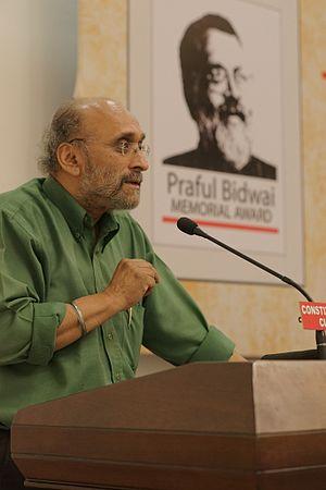 Paranjoy Guha Thakurta - Paranjoy Guha Thakurta - June 2016