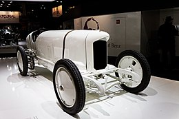 Paris - Retromobile 2013 - Blitzen Benz - 1909 - 004.jpg