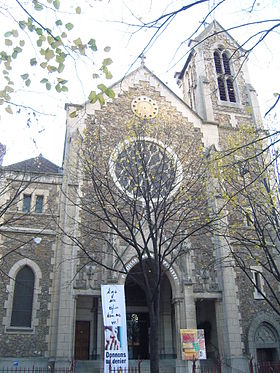Image illustrative de l'article Église Saint-Hippolyte de Paris