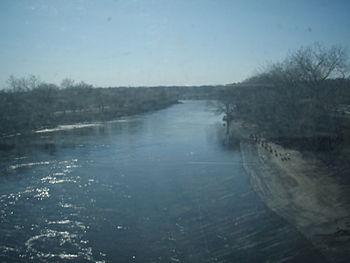 Passaic River in Bergen and Passaic County