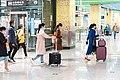 Passengers interchanging at Dounan Station (20210322152542).jpg