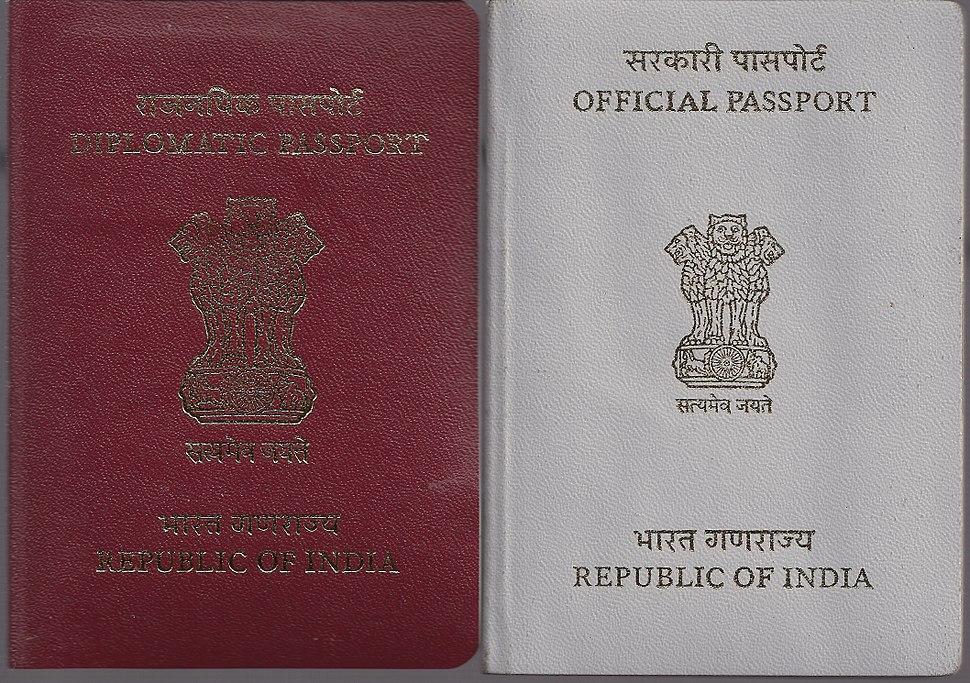 Passports Front