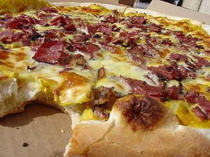 Pastrami - Pastrami pizza