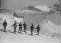 Patrouille auf Skiern - CH-BAR - 3237132.tif