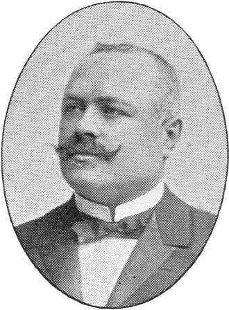 PUB (Stockholm) - Paul U. Bergström, Paul Urbanus Bergström, (1860-1934), the founder of the department store PUB in Stockholm.