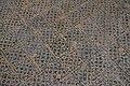Paviment ceràmic de Manises, torre de Benavites.JPG