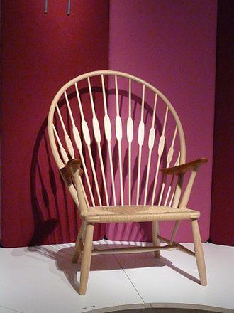 Hans Wegner - The Peacock Chair (1947)