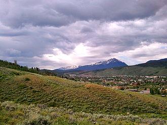Tenmile Range - Image: Peak I