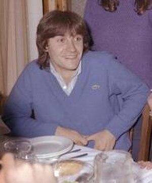 Pedro Uralde - Uralde in 1981