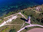 Peilturm Kap Arkona aus der Luft.jpg