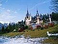 Peles castle, Romania - panoramio.jpg