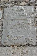 Peniscola Päpstliches Wappen.JPG