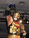 Pentagon Jr. PWG Tag Team champion.jpg