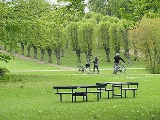 Frederiksberg - Frederiksberg Have