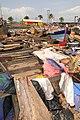 Perogues in Benya Lagoon - Elmina - Ghana (4716966572).jpg