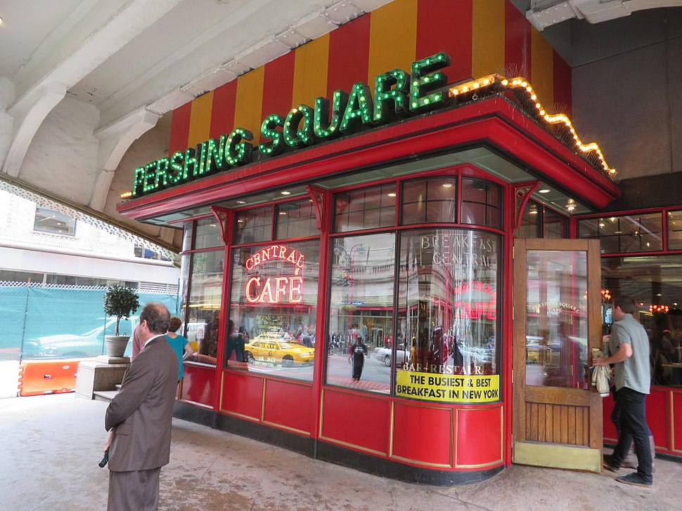 Pershing Square Cafe