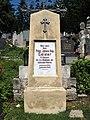 Peter Johann Nepomuk Geiger grave, Vienna, 2017.jpg