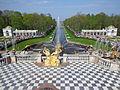 Peterhof - Gardens - Samson (02).jpg