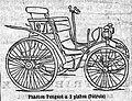 Petit Journal 22 7 1894 Phaeton Peugeot petrole completes Paris-Rouen.jpg