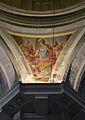Petxina amb fresc de l'església de la Concepció, Sot de Ferrer.JPG