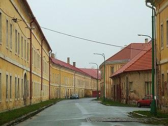 Josefov Fortress - Image: Pevnost Josefov