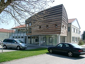 Pfaffenhofen, Baden-Württemberg - New town hall