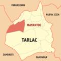 Ph locator tarlac mayantoc.png