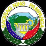 Offizielles Siegel der Provinz Provinz Pampanga