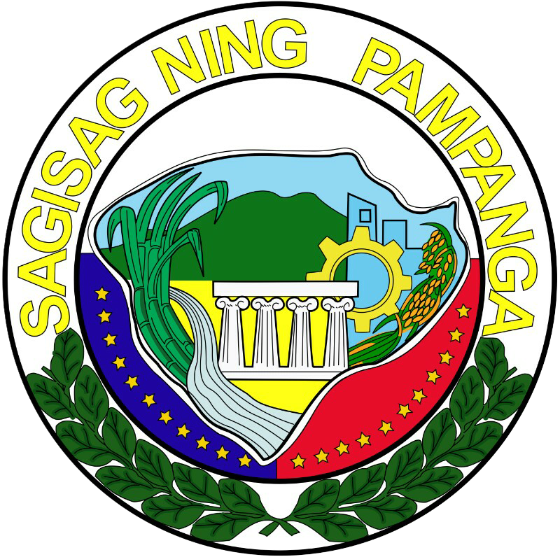 Official seal of Pampanga