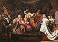 Philip Gyselaer - Esther before Ahasuerus.jpg