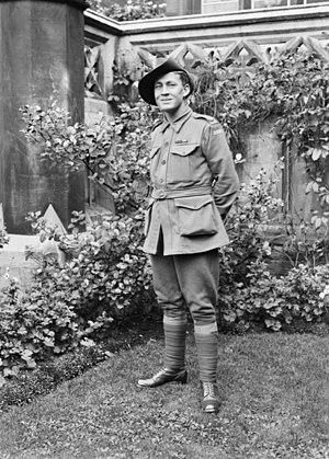 Phillip Davey - Phillip Davey in September 1918