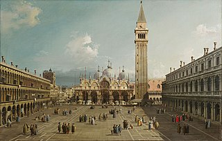 Place Saint-Marc, Venise