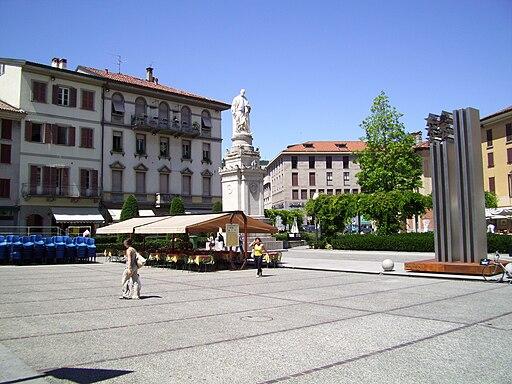 Piazza Volta (Como)