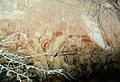 Pictographs, Guadalupe Mountains, New Mexico (8981070760).jpg