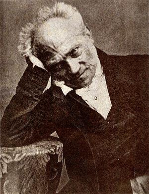 Picture from Arthur Schopenhauer
