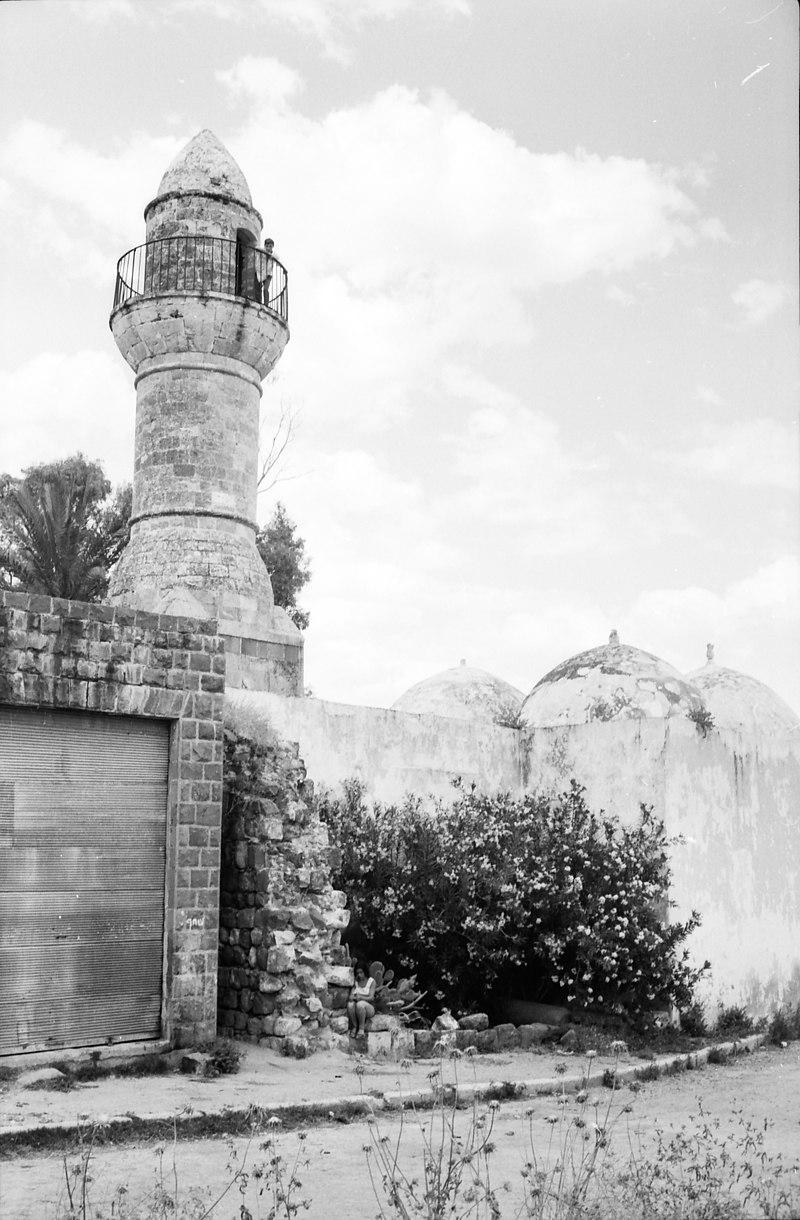 מסגד אל בחרי טבריה