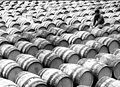PikiWiki Israel 7900 Gan-Samuel - wooden barrels in the factory in 1965.JPG
