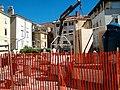 Piran - Prvomajski trg (under reconstruction) - panoramio.jpg