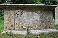 Pitman chest tomb, Godmanstone churchyard, Dorset.JPG