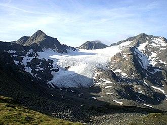 Sesvenna Alps - Piz Sesvenna (right)