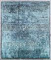 Placa en memoria dos fundadores de Lugo. Galiza.jpg