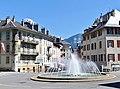 Place Caffe et Rue Porte-Reine à Chambéry (été 2017).JPG
