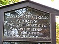 Plaque, Religious Society of Friends - geograph.org.uk - 601398.jpg