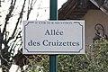 Plaque allée Cruizettes St Cyr Menthon 5.jpg