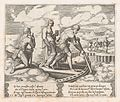Plate 25- Psyche setting off in Charon's boat, ignoring the old man at left who requests alms, from the Story of Cupid and Psyche as told by Apuleius MET DP862831.jpg