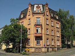 Trockentalstraße in Plauen