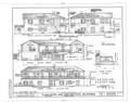 Plaza Hotel, Second Street, San Juan Bautista Plaza, San Juan Bautista, San Benito County, CA HABS CAL,35-SAJUB,4- (sheet 5 of 11).png