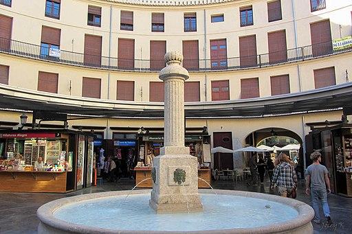 Plaza Redonda Valencia (14374208799)